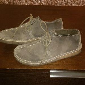 Clarks Desert Trek Shoe Mens 8